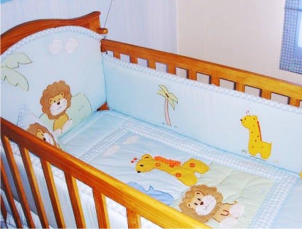 Edredones de cunas para bebes