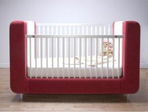 La seguridad en las cunas para bebes.