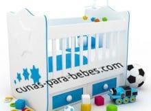 Cunas para bebés de madera